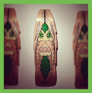 FTC Bigfoot Deck out now!