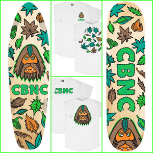 BIGFOOT X CBNC